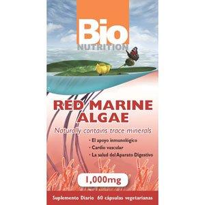 Image 0 of Red Marine Algae 1x60 VCap Each by BIO NUTRITION INC