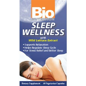 Image 0 of Sleep Wellness 1x60 VCap Each by BIO NUTRITION INC