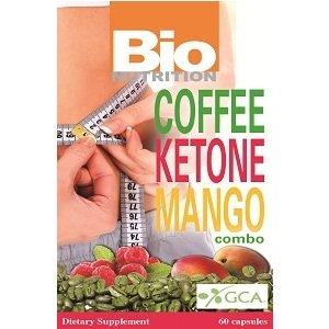 Image 0 of Coffee-Keytone-Mango Comb 1x60 Cap Each by BIO NUTRITION INC