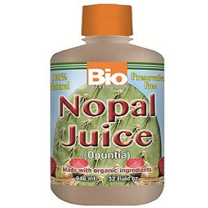 Image 0 of Nopal Juice 100% Natural 1x32 Fluid oz Each by BIO NUTRITION INC