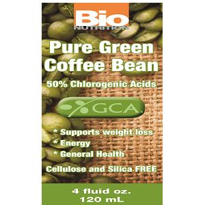 Image 0 of Pure Green Coffee Bean 1x4 Fluid oz Each by BIO NUTRITION INC