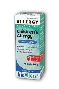 Bio-Allers Children's Allergy Relief 1 Oz