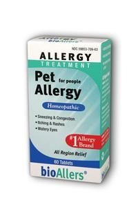 Bio-Allers Pet Allergy 60 Tablet