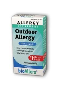 Bio-Allers Outdoor Allergy 60 Tablet