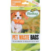 Biobag Dog Waste Bags 50 Ct