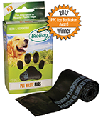 Biobag Dog Waste Bags On A Roll 45 Ct