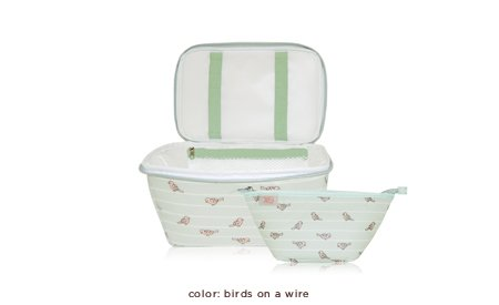 Eco Beauty Kit Green Birds 1x count Each by BLUE AVOCADO