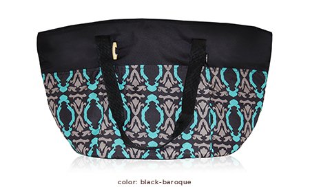 Big Chil Black Baroque 1x count Each by BLUE AVOCADO