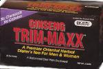 Tea Diet Trim Max Ginseng 1x30 Bag Each by BODY BREAKTHROUGH