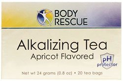 Body Rescue Alk Tea Aprct 1x20 Bag Each by BODY RESCUE
