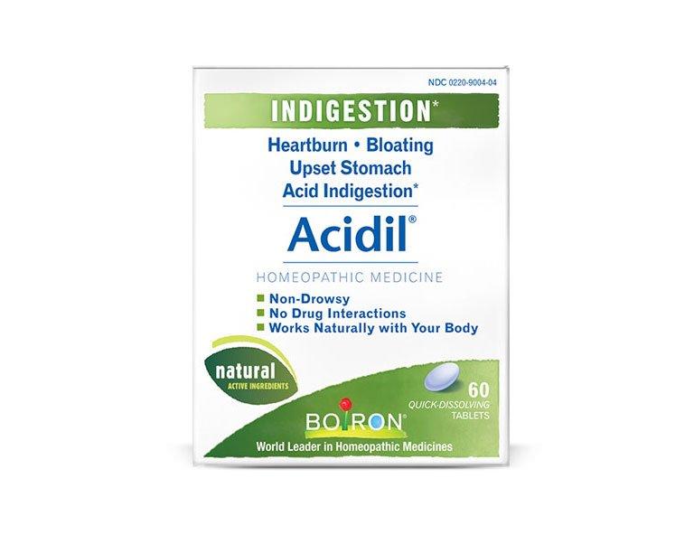 Acidil-Heartburn 1x60 Tab Each by BOIRON
