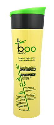 Conditioner Strength & Shine 1x10.14 Fluid oz Each by BOO BAMBOO