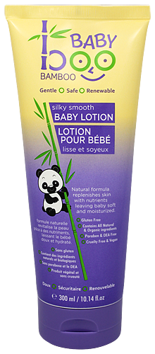Baby Body Lotion 1x10.14 Fluid oz Each by BOO BAMBOO