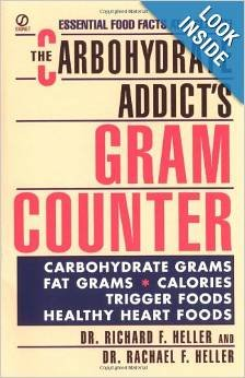 Book-Carbohydrate Gram Co 1xBook Each by BOOKS ALL PUBLISHER TITLES