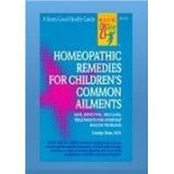 Book-Homeopthic Remedies 1xBook Each by BOOKS ALL PUBLISHER TITLES