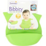 Bibbity Green 1x count Each by BORNFREE/SUMMER INFANT
