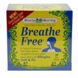 Tea Breathe Free 1x20 Bag Each by BREEZY MORNING TEAS