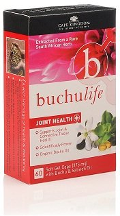 Infla-Active+ 1x60 Soft Gel Each by BUCHULIFE