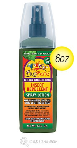 Insect Replnt Spray 1x6 Fluid oz Each by BUG BAND