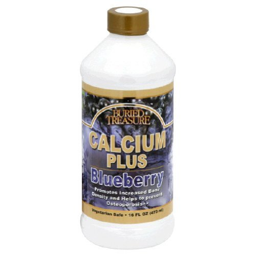 Image 0 of Calcium Plus Blueberry 1x16 oz Each by BURIED TREASURE