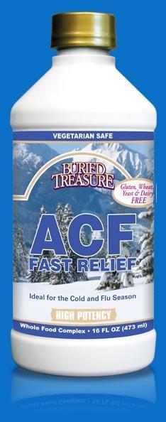 Acf 1x16 oz Each by BURIED TREASURE