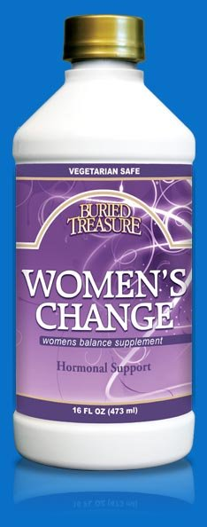 Image 0 of Women'S Change 1x16 Fluid oz Each by BURIED TREASURE