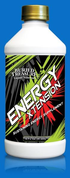 Image 0 of Energy Xtension 1x16 Fluid oz Each by BURIED TREASURE