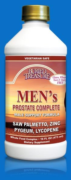 Image 0 of Men'S Prostate Complete 1x16 oz Each by BURIED TREASURE