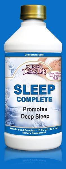 Image 0 of Sleep Complete 1x16 oz Each by BURIED TREASURE