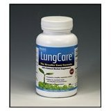 Lungcare 1x30 Tab Each by CANFO NATURAL PRODUCTS