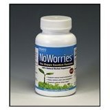 Noworries 1x60 Tab Each by CANFO NATURAL PRODUCTS