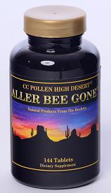 C.C. Aller Bee-Gone 1x144 Tab Each by CC POLLEN