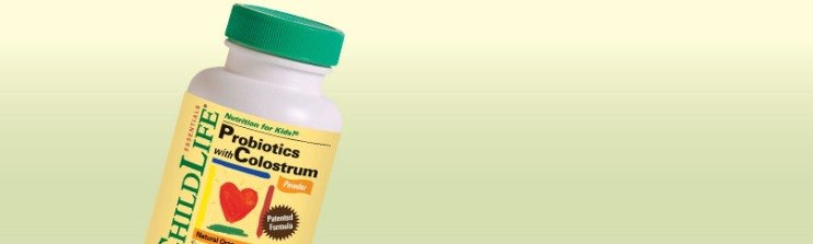 Child Colostrum Plus Pwd 1x50 GRM Each by CHILD LIFE ESSENTIALS