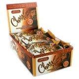 Bar Choc Crispy Caramel 16x2/.84 oz Case by CHOCOLITE