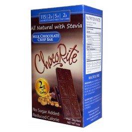 Bar Milk Chocolate Crips 1x5 oz Each by CHOCORITE