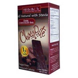 Bar Dark Chocolate 1x5 oz Each by CHOCORITE