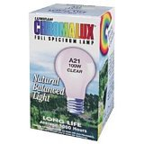 Light Bulb 3Way 50-150Wt 1xBLB Each by CHROMALUX