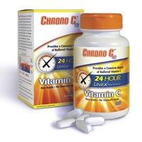 Chrono C Tr 24 Hour 1x60 Tab Each by CHRONO HEALTH CARE