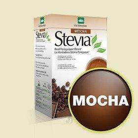 Stevia Mocha Packets 1x3.5 oz Each by CID BOTANICALS