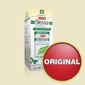 Stevia Original Liquid 1x1 Fluid oz Each by CID BOTANICALS