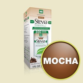 Stevia Mocha Liquid 1x1 Fluid oz Each by CID BOTANICALS