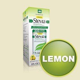 Stevia Lemon Liquid 1x1 Fluid oz Each by CID BOTANICALS