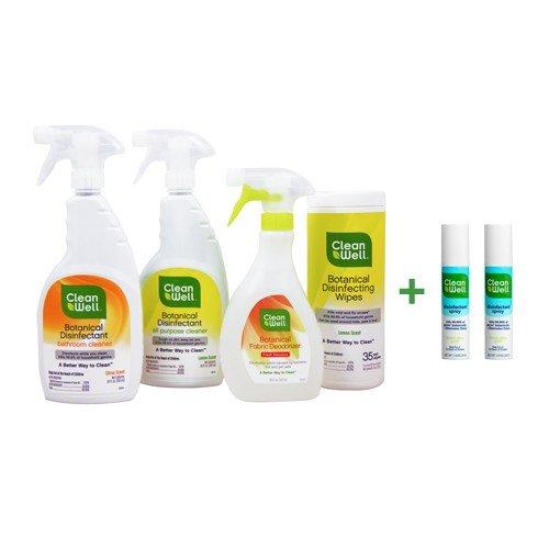 Fabric Deodorantrizer Frsh Mdw 1x18.5 Fluid oz Each by CLEANWELL