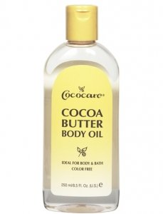 Body Oil Cocoa Butter 1x8.5 Fluid oz Each by COCOCARE