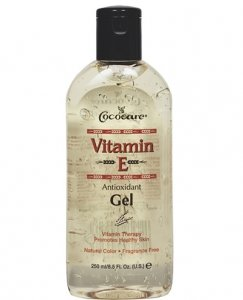 Antioxidant Gel Vit E 1x8.5 oz Each by COCOCARE