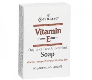 Bar Soap Vitamn E 1x4 oz Each by COCOCARE