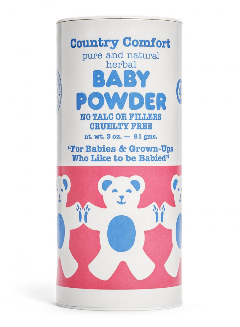 Baby Powder 1x3 oz Each by COUNTRY COMFORT