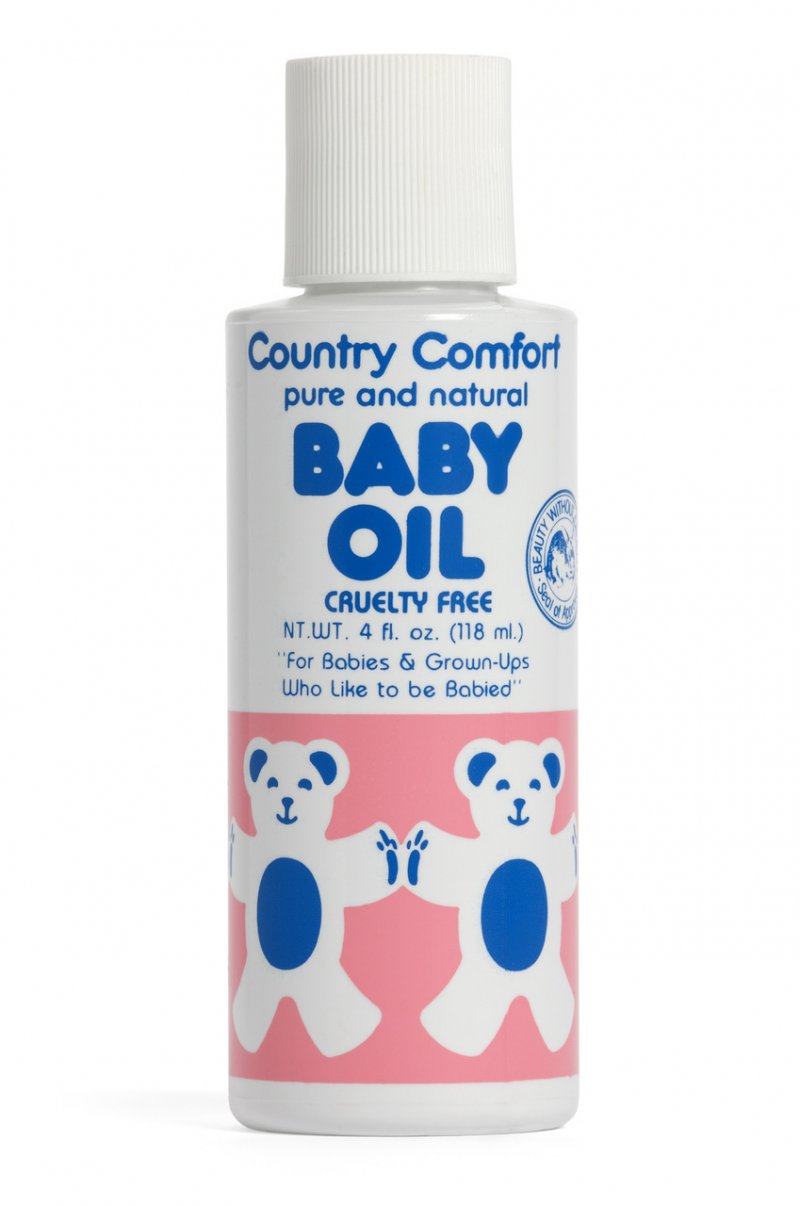 Baby Oil Pure & Natural 1x4 Fluid oz Each by COUNTRY COMFORT
