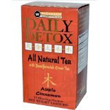 Image 0 of Daily Detox Tea Apple Cin 1x30 Bag Each by DAILY DETOX