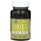 Image 0 of Daily Detox Ii Capsules 1x60 Cap Each by DAILY DETOX
